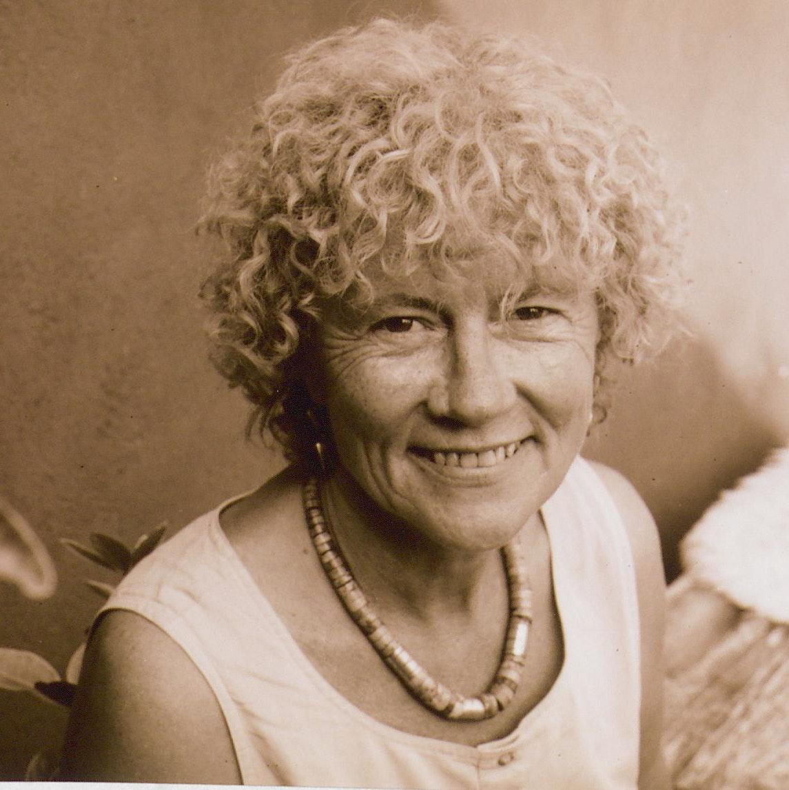 Portrait of Jean Valentine