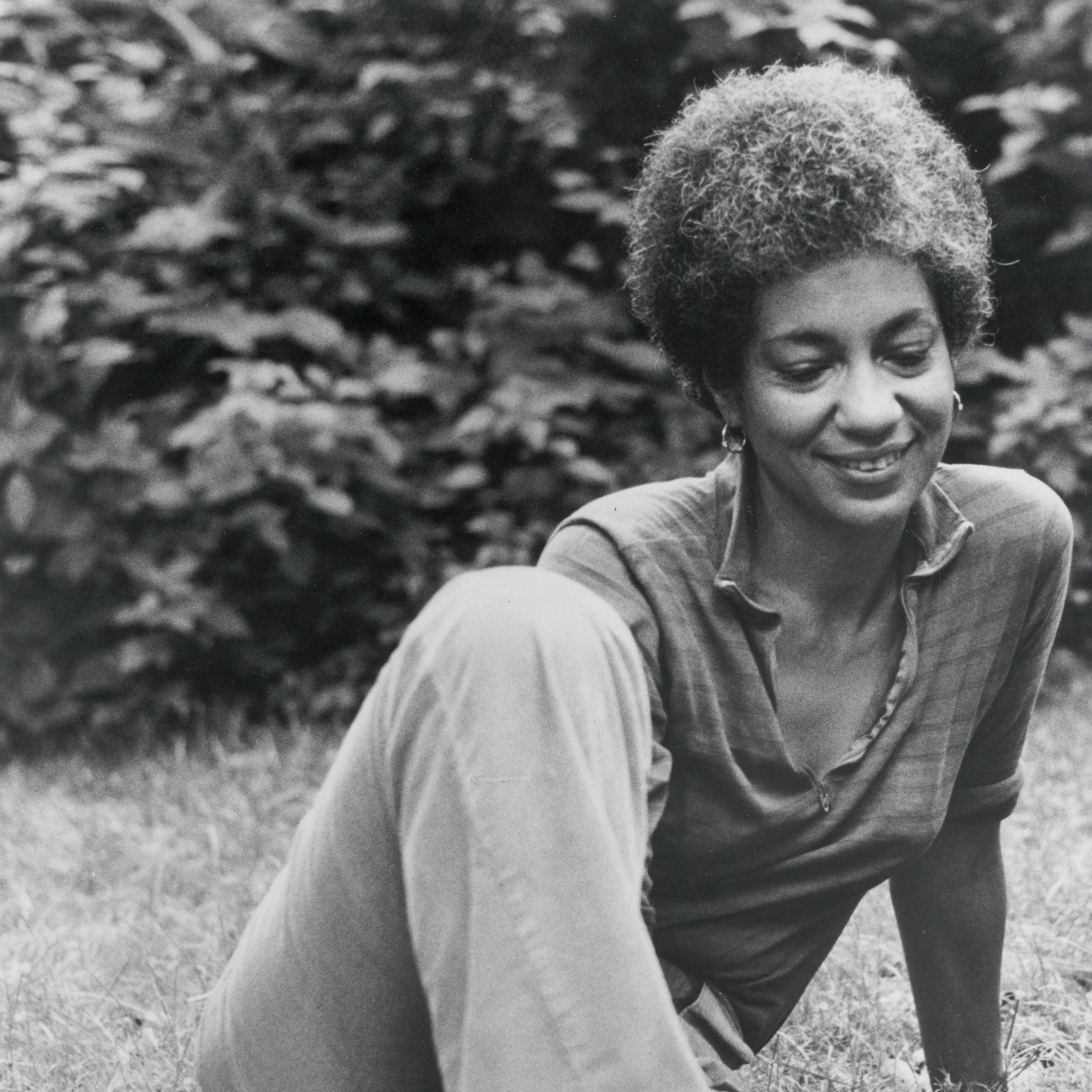 Portrait of June Jordan