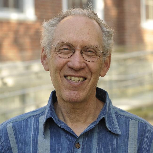 Headshot of James Haber