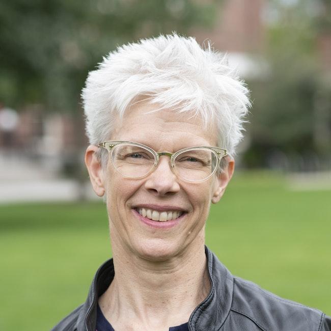 Headshot of Susan A. Murphy