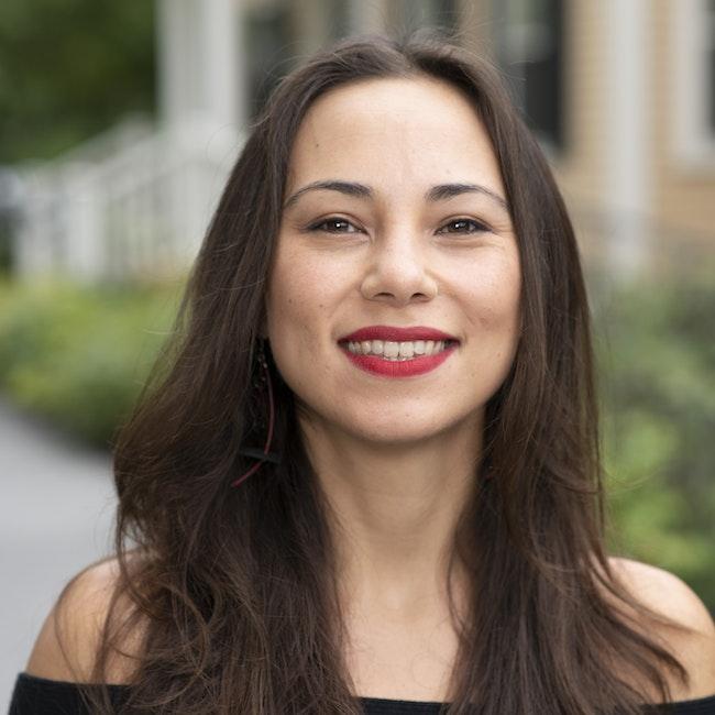 Headshot of Fernanda Aoki Navarro