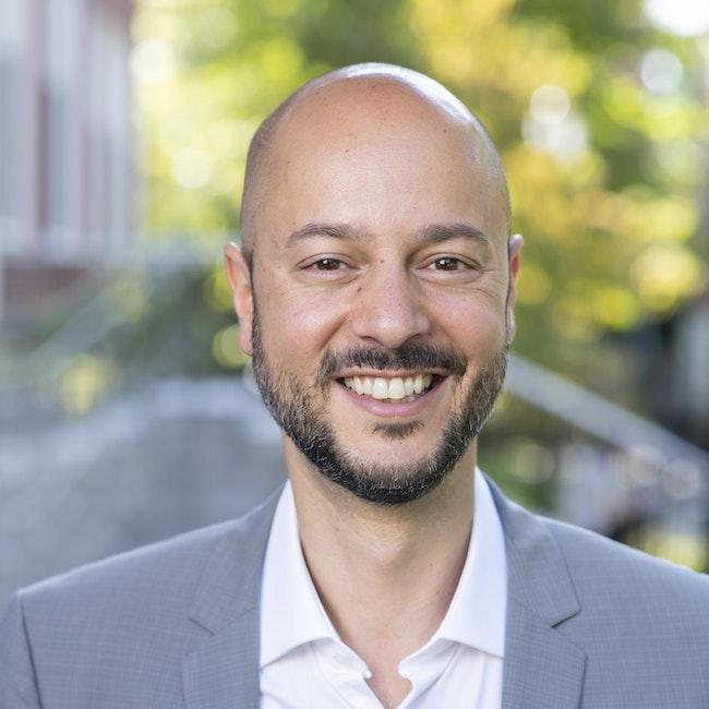 Headshot of Edo Berger