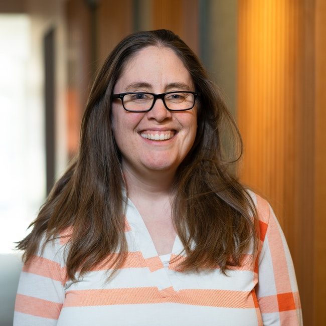 Headshot of Megan Frederickson