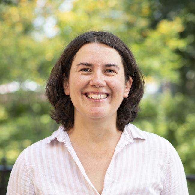 Headshot of Alina Marian