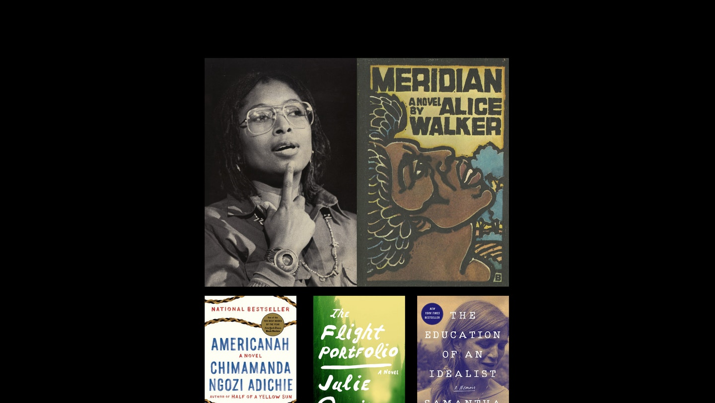 Book Covers Animation Radcliffe Walker Power Adichie