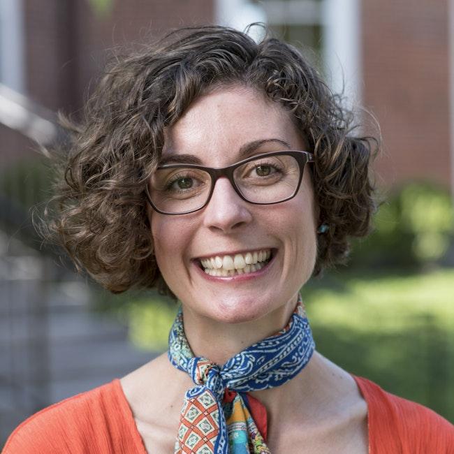 Headshot of Katie Bugyis