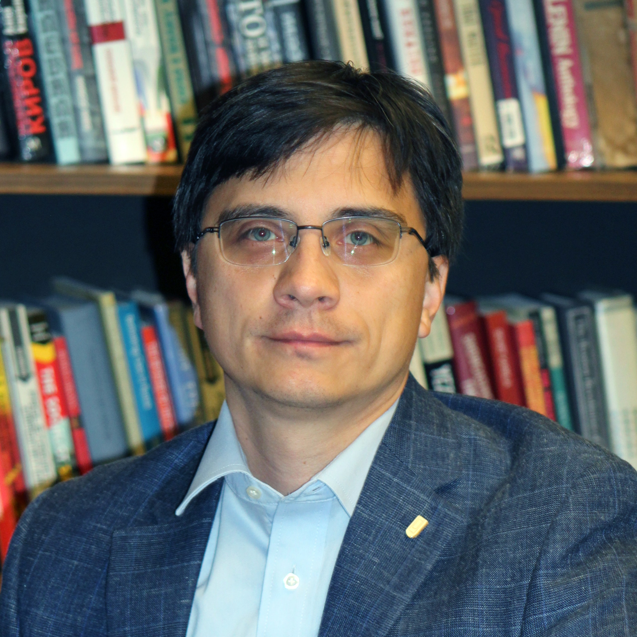 Headshot of Alexey Golubev