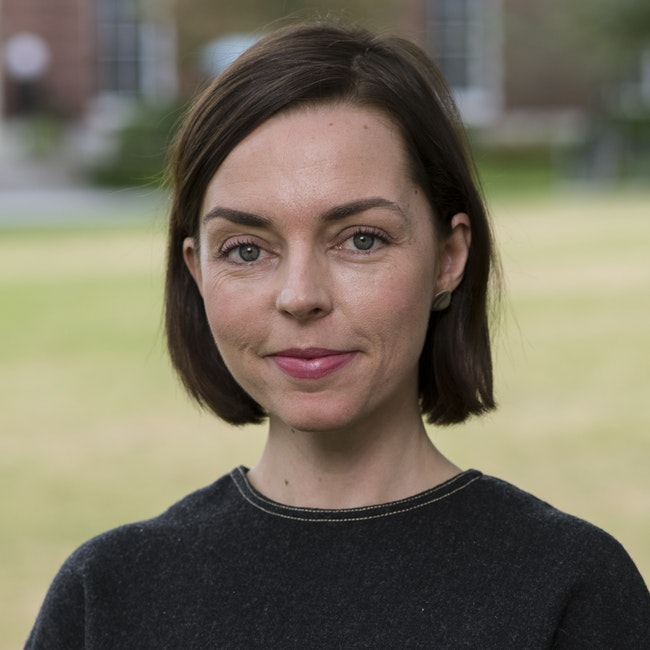 Headshot of Stephanie DeGooyer