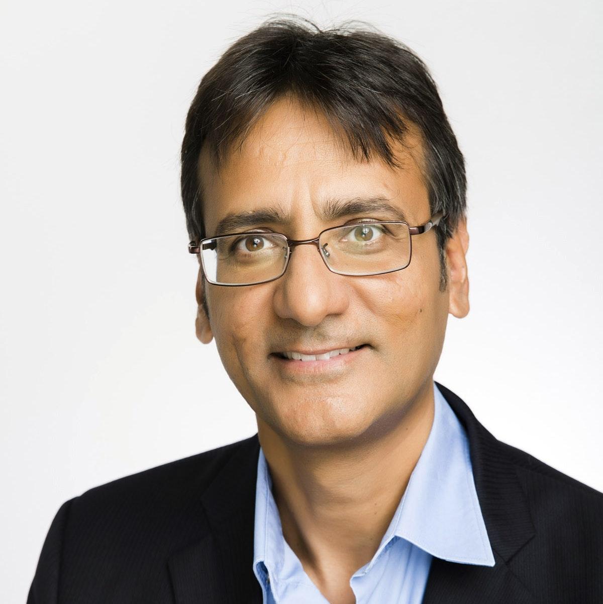 Headshot of Rajiv Sethi