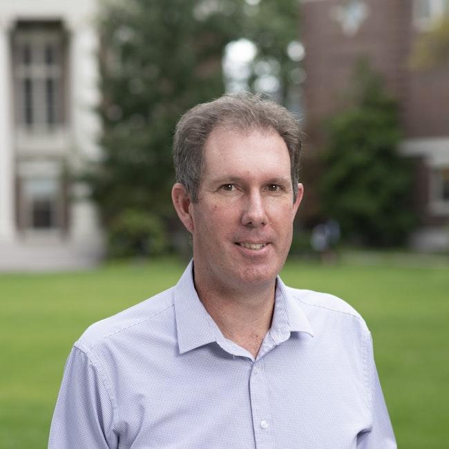 Headshot of Neal Hovelmeier