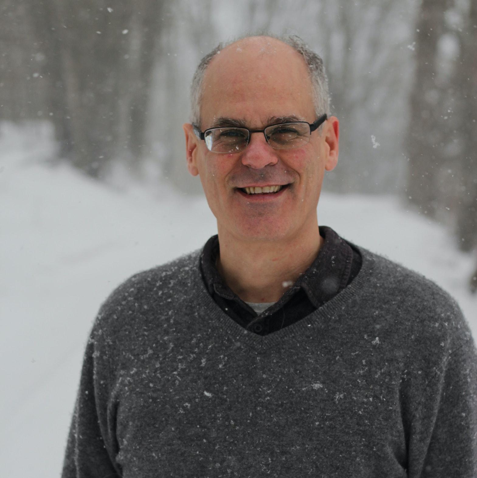 Headshot of James Sturm