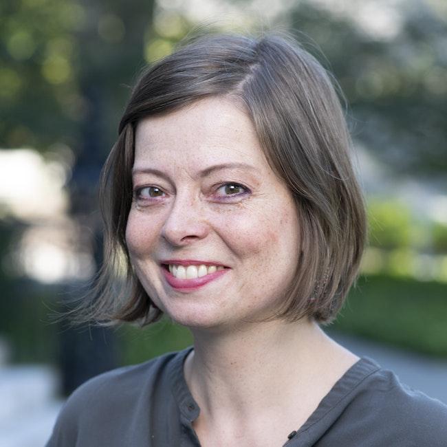 Headshot of Laura Jockusch