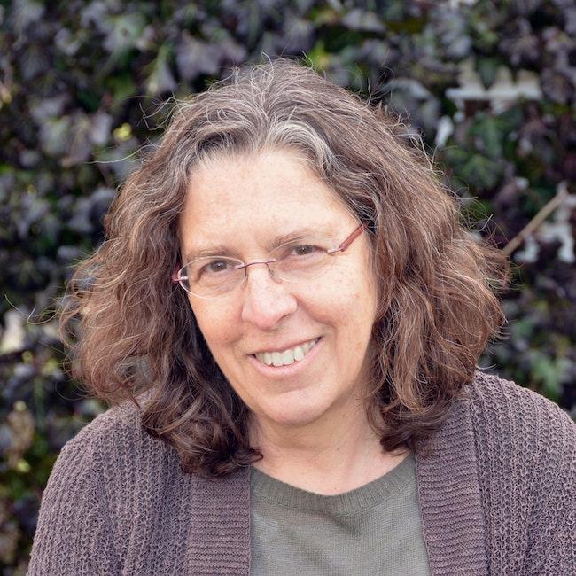Headshot of Miriam Pawel