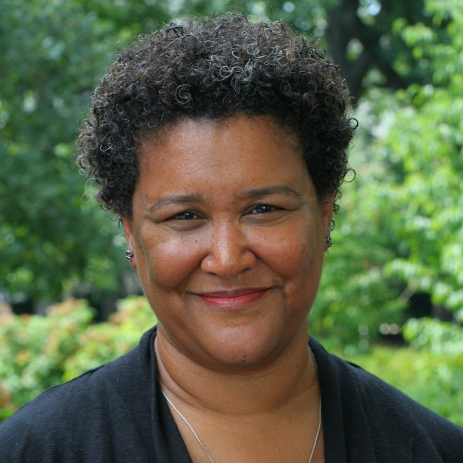 Headshot of Leslie M. Harris