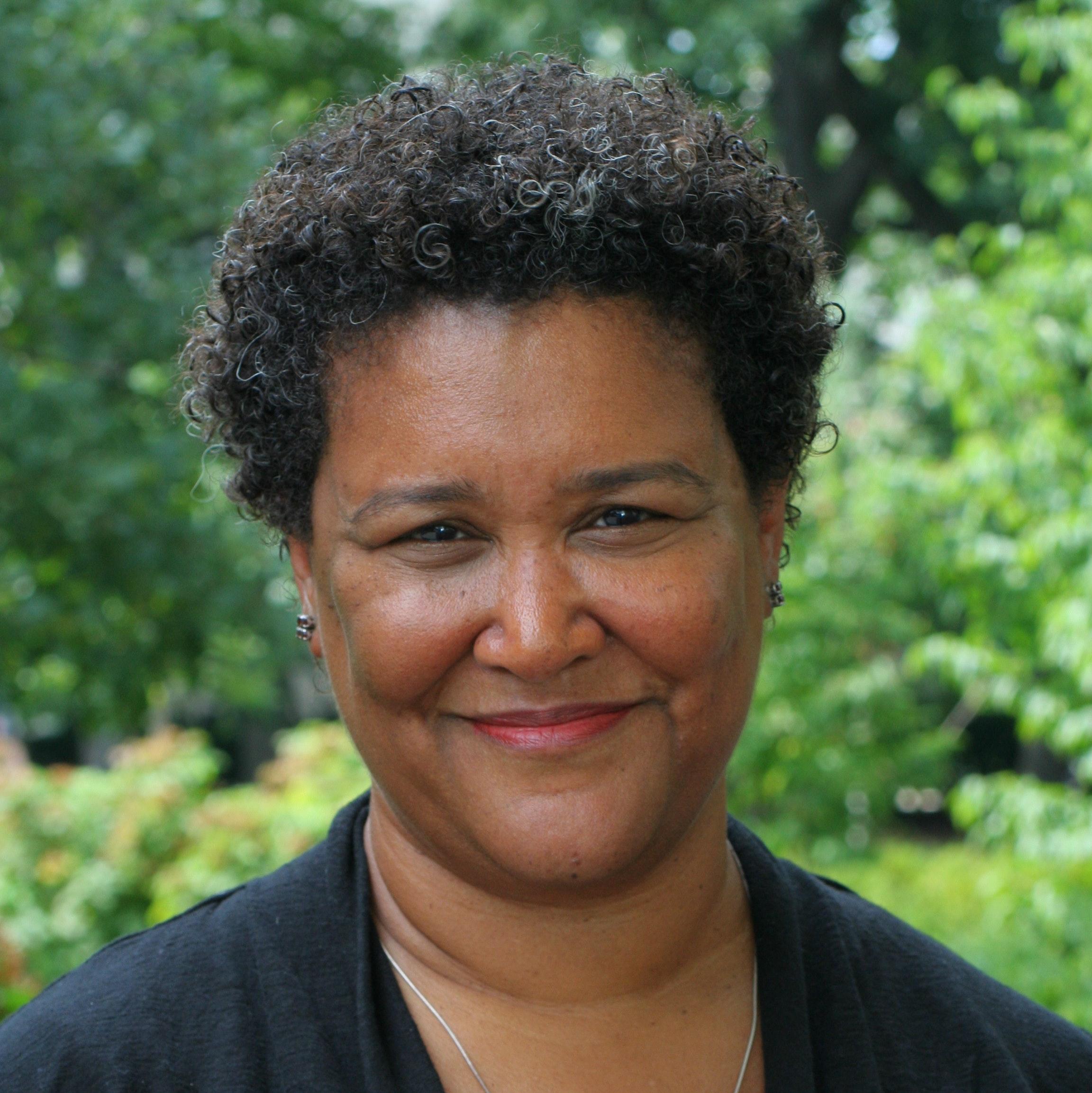 Headshot of Leslie M. Harris