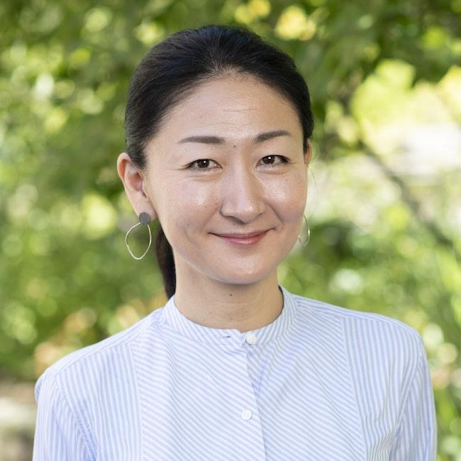 Headshot of Sawako Kaijima